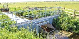 Tilting Weir Somerset