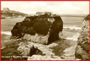 The Island, Cornwall