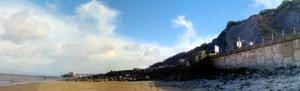 Knab Rock. Mumbles, Swansea