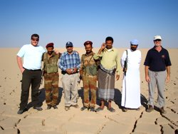 ESP Staff in Yemen