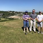 Community Support Pobl Trust Golf Day - Team ESP