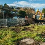 Coal Mining Risk Assessment and Coal mine shaft stabilisation, Swansea